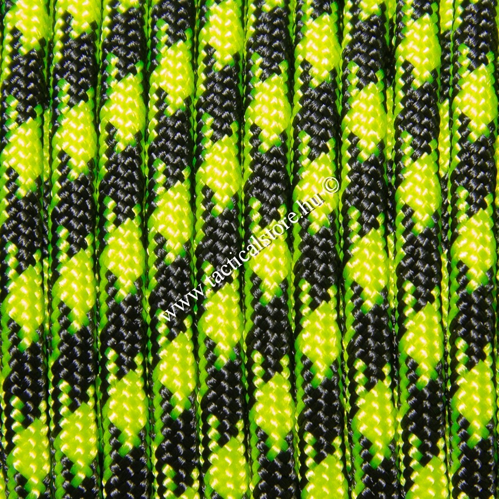 350 Cord - Camo Fluor Green