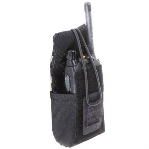 Snigel Design radio pouch black