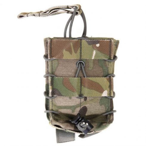 Snigel Design short speed magazine pouch multicam