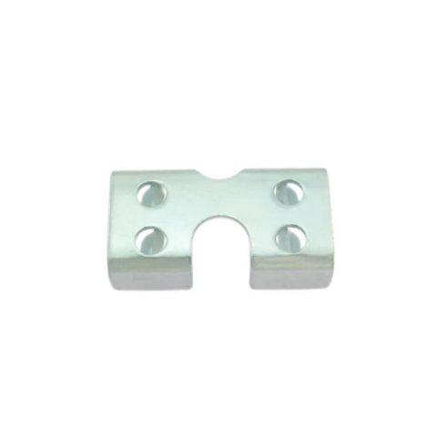Rope clamp steel 8mm