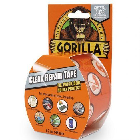 Gorilla Clear Repair Tape vízálló javítószalag
