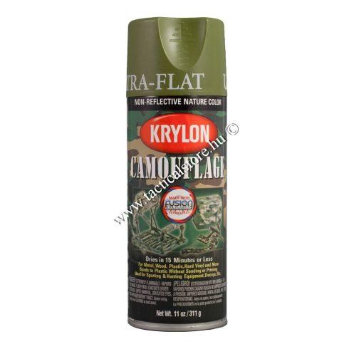 Krylon álcafesték világos zöld