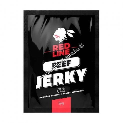 Red Line Jerky Csipos