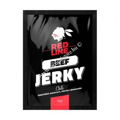 Red Line Jerky Csipos