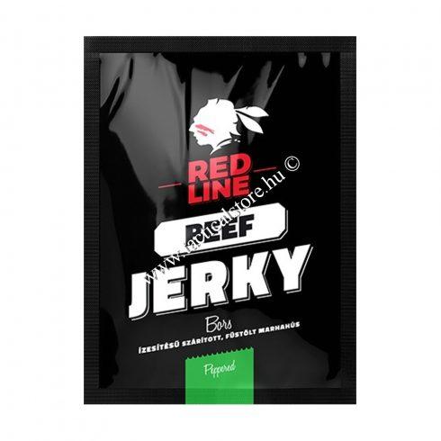 Red Line Jerky Borsos