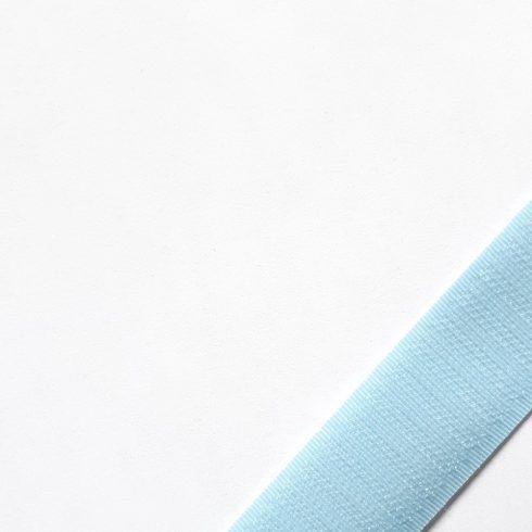 Velcro Varrható Tépőzár piros 25mm széles, tüskés