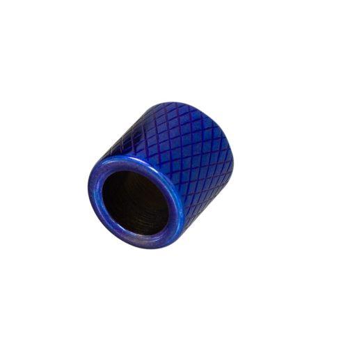 CordCraft Rovátkolt gyöngy (kék)