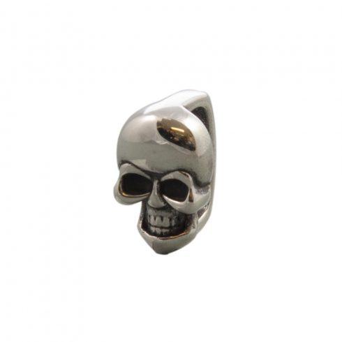 CordCraft Egyszerű koponya díszgomb