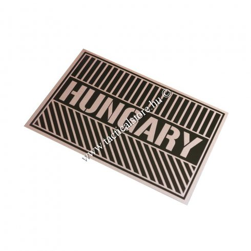 Hungary IR felvarró