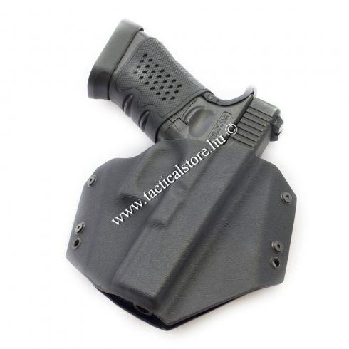 dark tactical kydex fegyvertok döntött