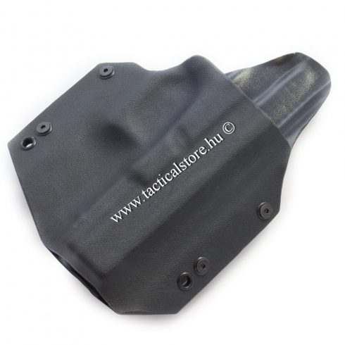dark tactical kydex fegyvertok sweatshield