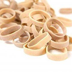 Gumigyűrű 10db