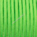 350 paracord zsinór fluor zöld