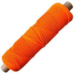 Microcord micro paracord zsinór fluor sárga