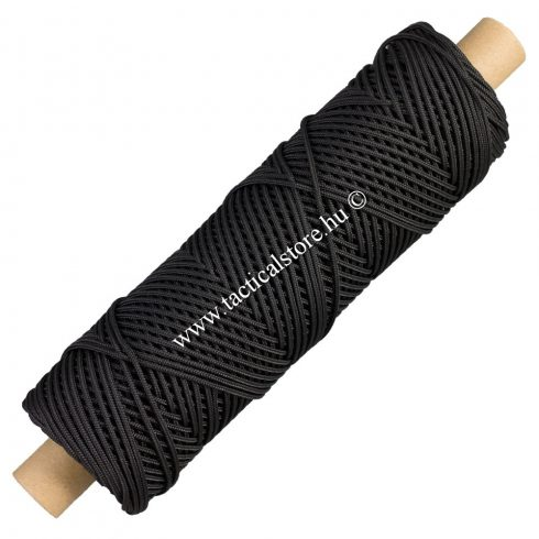 Microcord micro paracord zsinór fekete