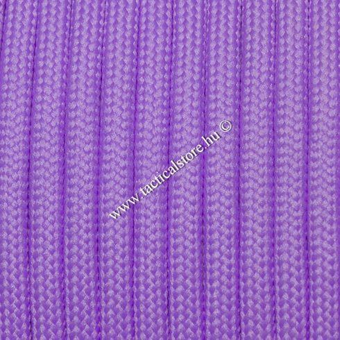 550 paracord zsinór élénk lila