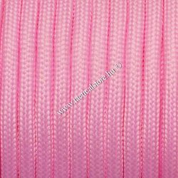 550 paracord zsinór világos rózsaszín
