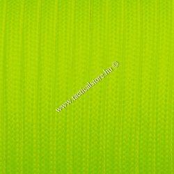 550 paracord zsinór fluor zöld