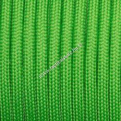 550 paracord zsinór világos zöld