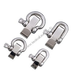 Shackle Stainless Steel - 25pc
