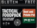 Tactical Foodpack - Főtt Burgonya Marhahússal