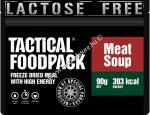 Tactical foodpack katonai túra MRE étel húsleves