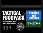 Tactical foodpack katonai túra MRE étel csirkepörkölt tésztával