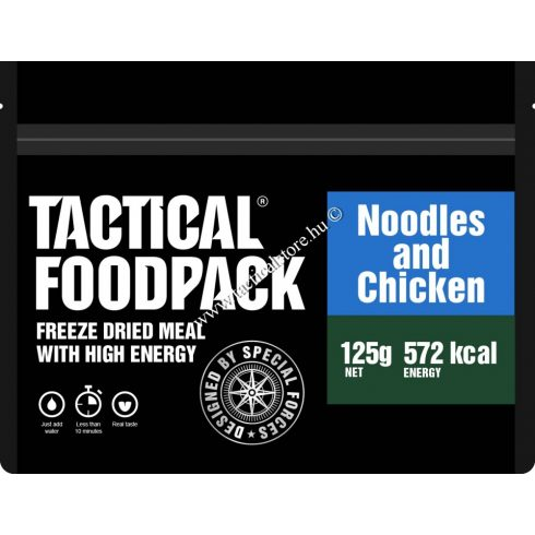 Tactical-foodpack-Noodles-chiken