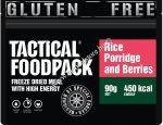 Tactical foodpack katonai túra MRE étel málnás tejberizs