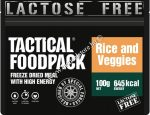 Tactical Foodpack - Zöldséges rizs