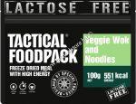 Tactical foodpack katonai túra MRE étel párolt zöldség tésztával