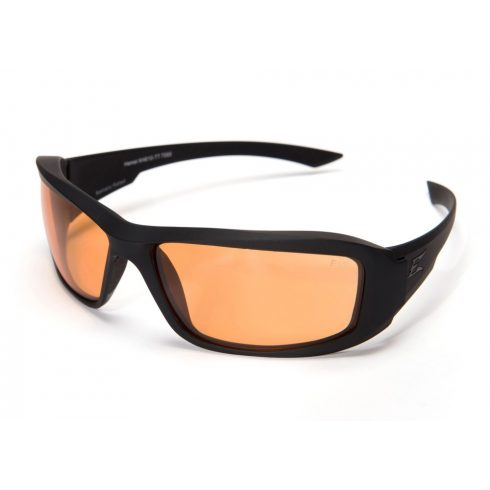 Edge Tactical - Hamel eyewear, black frame, tigers eye