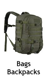 Packs and backpacks