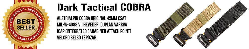 Cobra taktikai öv